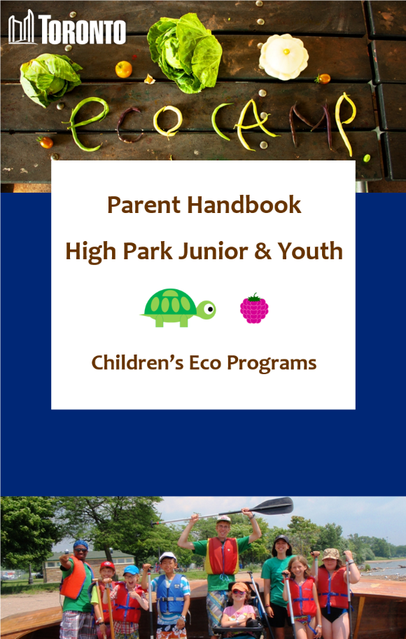 Parent Handbook Junior & Youth