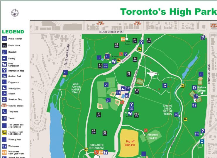 Maps For Garden And Discovery Walks – Children's Eco Programs Discovery Maps on