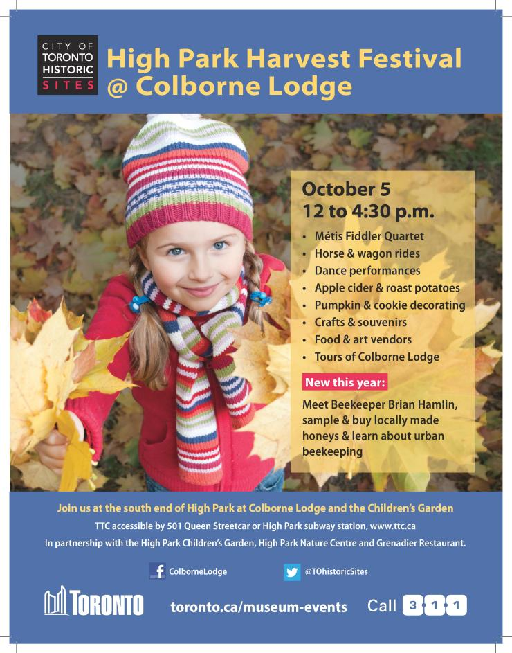 Colbourne Lodge Harvest Fest