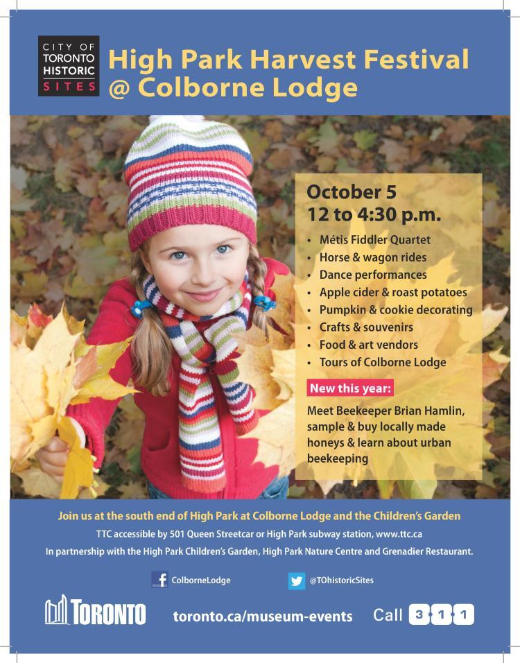 Colbourne Lodge Harvest Fest
