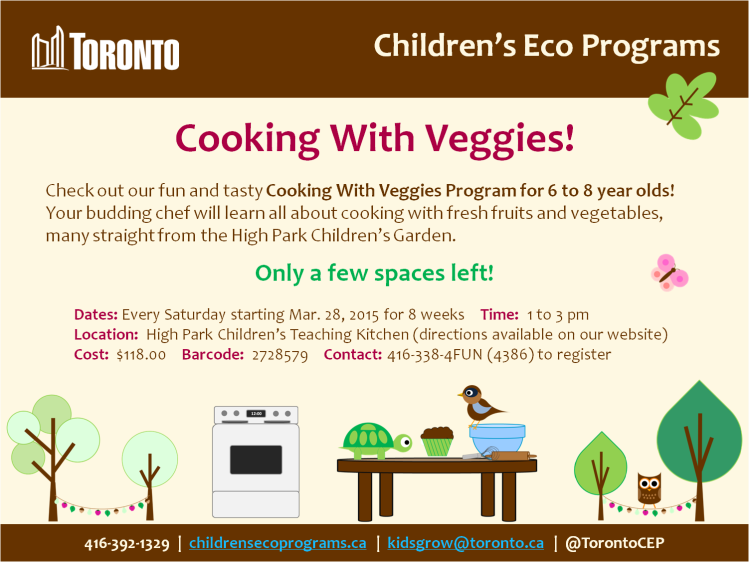 Cooking With Veggies