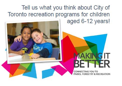 Children's Program Survey