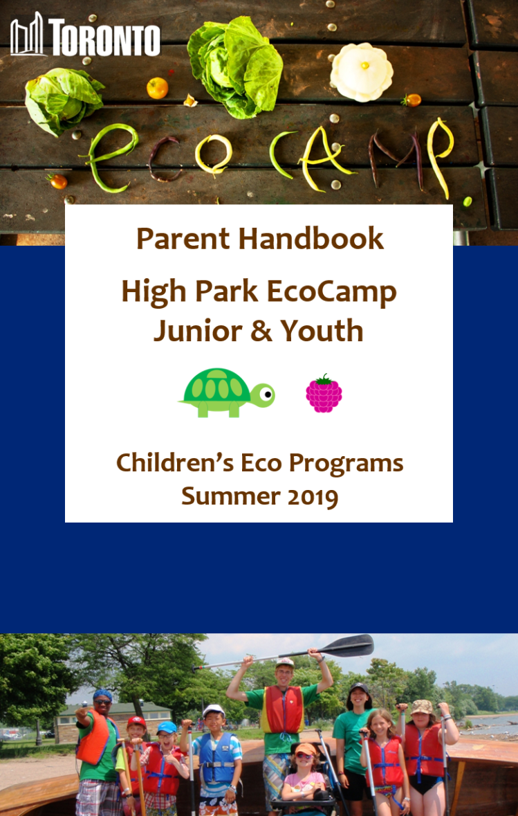 Junior and Youth Eco Camp Handbook