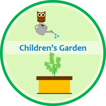 ChildrensGardenBadge