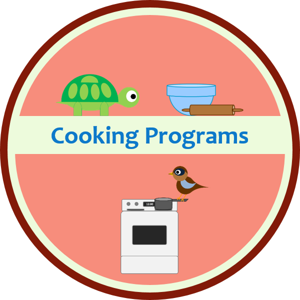 CookingProgramsBadge