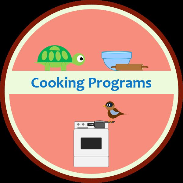 CookingProgramsBadge